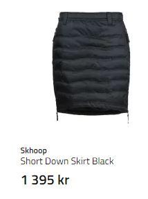 Skhoop täckkjol